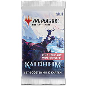 Magic Kaldheim Set Booster -D-