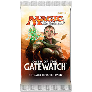 Oath of the Gatewatch Booster -E-