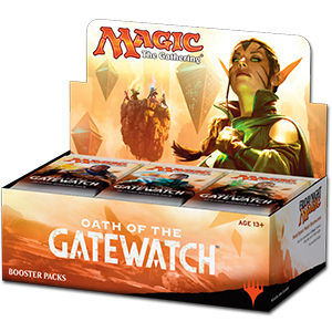Oath of the Gatewatch Booster Display -E-