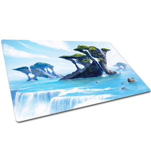 Play-Mat Lands Edition -Island I-