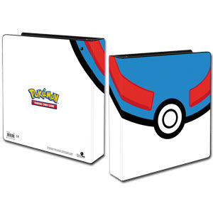 Pokémon Collector's 3-Ring Album -Great Ball-
