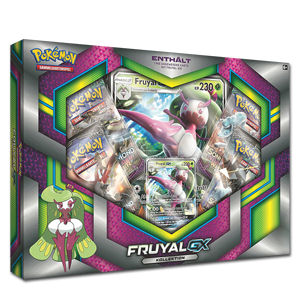 Pokémon Fruyal-GX-Kollektion