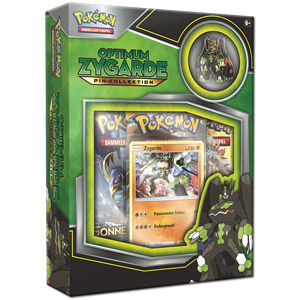 Pokémon Optimum Zygarde Pin-Kollektion