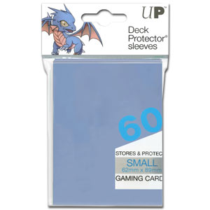 Card Sleeves Small -Clear-