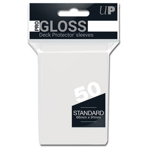 Card Sleeves Standard -Clear- (50)