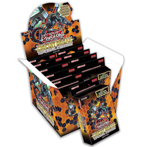 Yu-Gi-Oh! Circuit Break - Special Edition Display