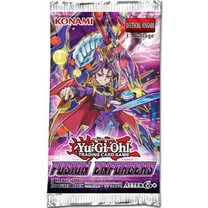 Yu-Gi-Oh! Fusion Enforcers Booster