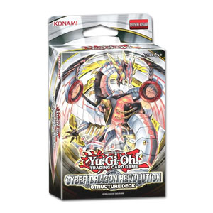 Yu-Gi-Oh! Structure Deck: Cyber Dragon Revolution