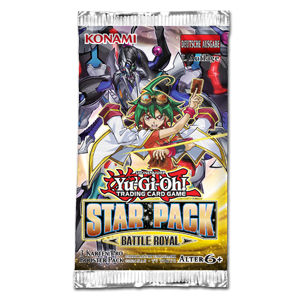 Yu-Gi-Oh! Star Pack Battle Royal Booster