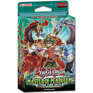Yu-Gi-Oh! Structure Deck: Master of Pendulum