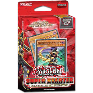 Yu-Gi-Oh! Super Starter: Space-Time Showdown