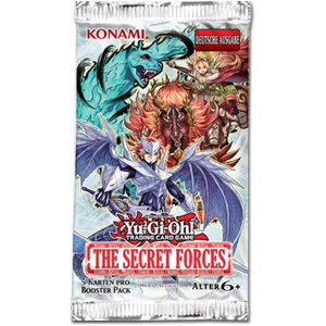 Yu-Gi-Oh! The Secret Forces Booster