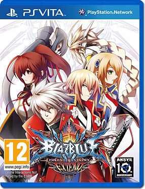BlazBlue: Chrono Phantasma Extend -US-