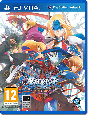 BlazBlue: Continuum Shift Extend -US-