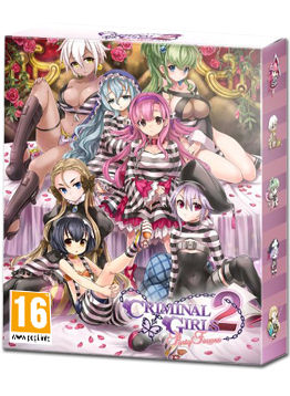Criminal Girls 2: Party Favors - Limited Edition -E-