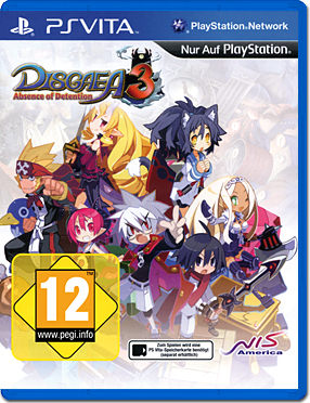 Disgaea 3: Absence of Detention -E-