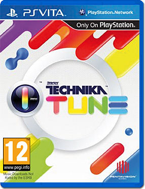 DJ Max Technika Tune -US-