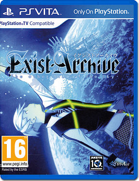Exist Archive: The Other Side of the Sky -US-