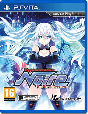 Hyperdevotion Noire: Goddess Black Heart -E-