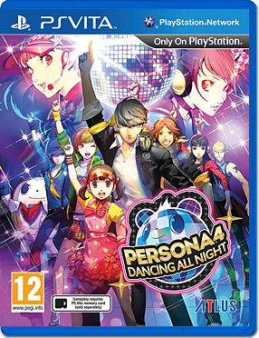 Persona 4: Dancing All Night -E-
