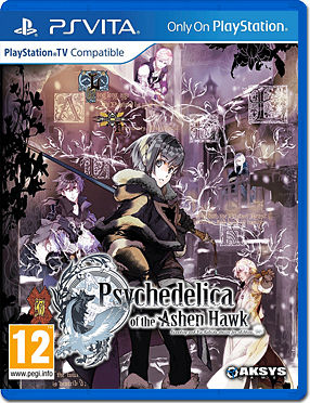 Psychedelica of the Ashen Hawk -US-