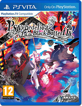 Psychedelica of the Black Butterfly -US-