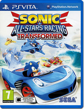 Sonic & All-Stars Racing Transformed -E-