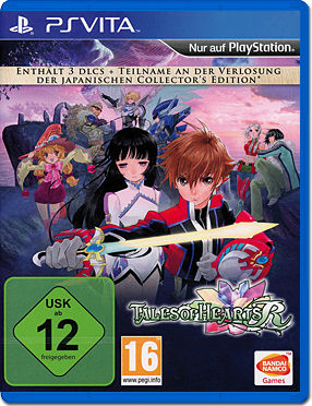 Tales of Hearts R - Soma Link Edition