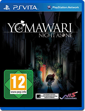 Yomawari: Night Alone / htoL#NiQ: The Firefly Diary