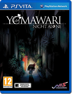 Yomawari: Night Alone / htoL#NiQ: The Firefly Diary -E-