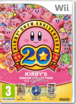 Kirby Anniversary Collection