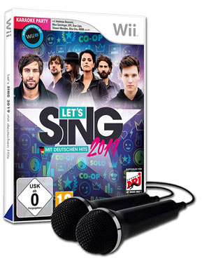 Let's Sing 2019 (inkl. 2 Mikrofone)