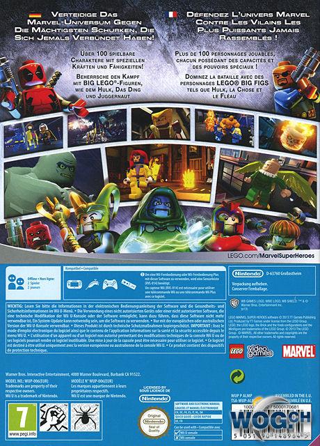 Lego marvel superheroes game wii u / Islands inn anacortes wa