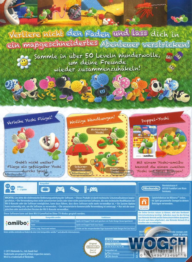 Yoshis Woolly World  Super Mario Wiki the Mario