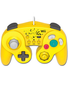 Battle Pad GameCube -Pikachu- (Hori)