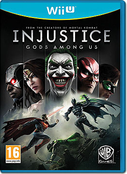 Injustice: Gods Among Us -E-