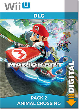 Mario Kart 8: Pack 2 Animal Crossing