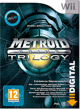 Metroid Prime 1-3 Trilogy