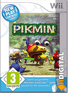Pikmin 1 - New Play Control