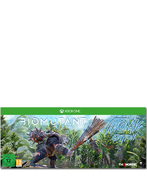 Biomutant - Atomic Edition (inkl. Mikrofasertuch)