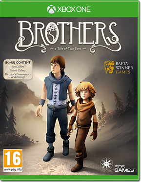 Brothers: A Tale of Two Sons -E-