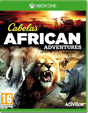Cabela's African Adventures -US-