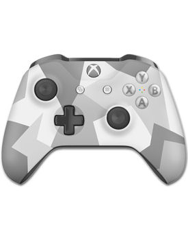 Controller Wireless Xbox One -Winter Forces- (Microsoft)