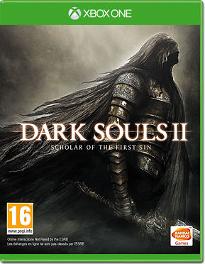 Dark Souls 2: Scholar of the First Sin -US-