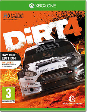DiRT 4 - Day 1 Edition -E-