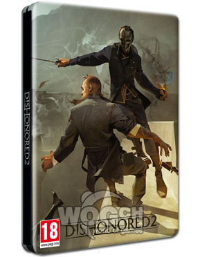 Dishonored 2: Das Vermächtnis der Maske - Steelbook Edition