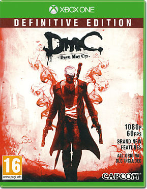 DmC Devil May Cry - Definitive Edition -E-