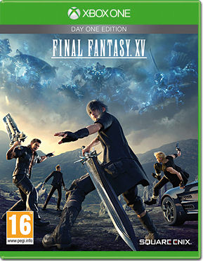 Final Fantasy 15 - Day 1 Edition