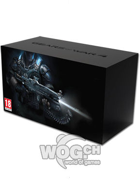 Gears of War 4 - Collector's Edition