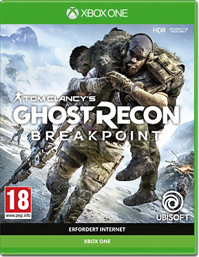 Ghost Recon Breakpoint (inkl. Parachute-Armband & DLC)
